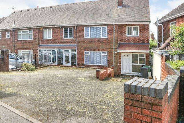 Thumbnail Semi-detached house for sale in Hermit Street, Dudley, West Midlands