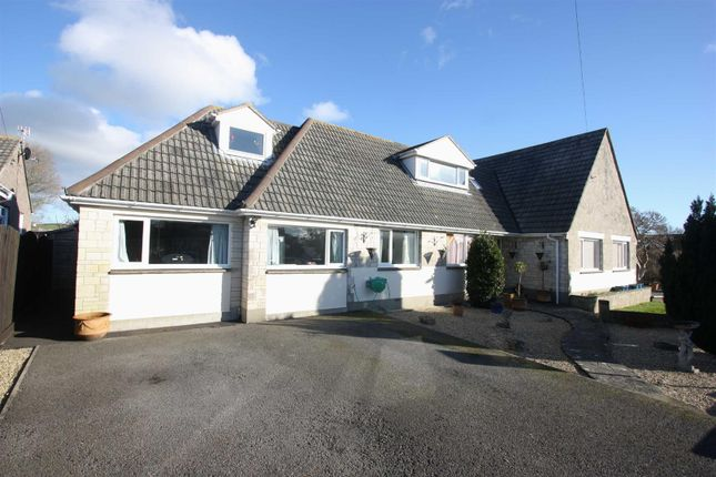 Thumbnail Bungalow for sale in Moorcombe Drive, Preston, Weymouth