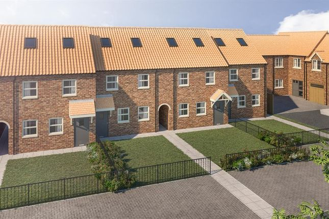 Town house for sale in Church Lane, Crowle, Scunthorpe