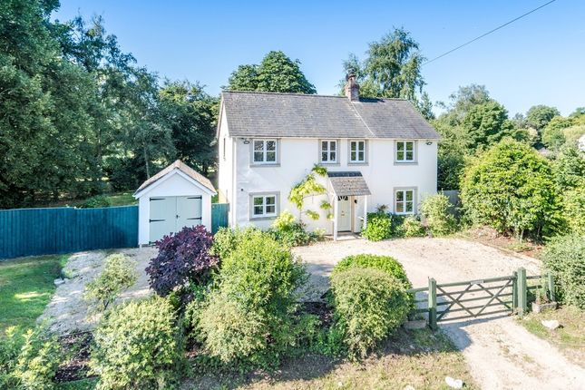 Thumbnail Detached house for sale in West Street, Great Somerford, Chippenham