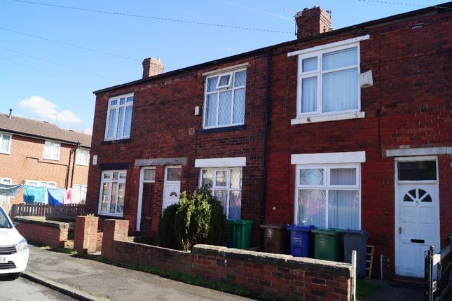 Thumbnail Terraced house to rent in Elsa Road, Levenshulme