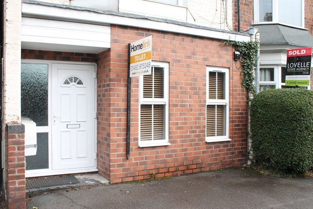 Thumbnail Flat to rent in Thwaite Street, Cottingham
