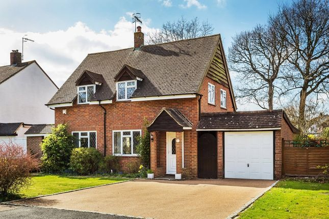 Thumbnail Detached house for sale in Lagham Park, South Godstone, Godstone