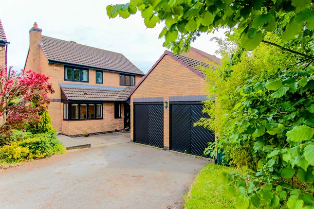 Thumbnail Detached house to rent in Hayhurst Road, Whalley, Clitheroe