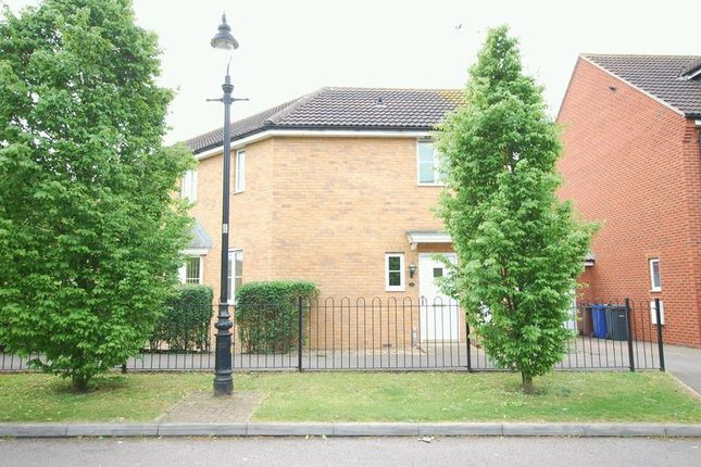 Thumbnail Semi-detached house for sale in Wingfield Drive, Orsett, Grays