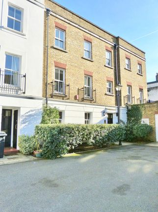 Thumbnail Detached house to rent in Byron Mews, London