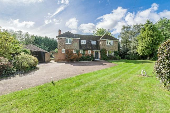 Thumbnail Detached house for sale in St. Marys Road, East Claydon, Buckingham