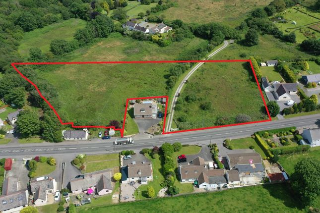 Thumbnail Land for sale in Erw Wen, Blaenffos, Boncath