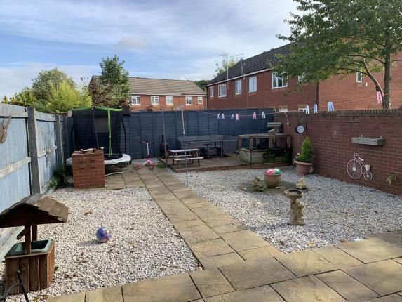 Garden of Honeycomb Way, Northfield, Birmingham, West Midlands B31