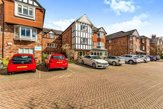 Thumbnail Flat for sale in Grove Avenue, Wilmslow