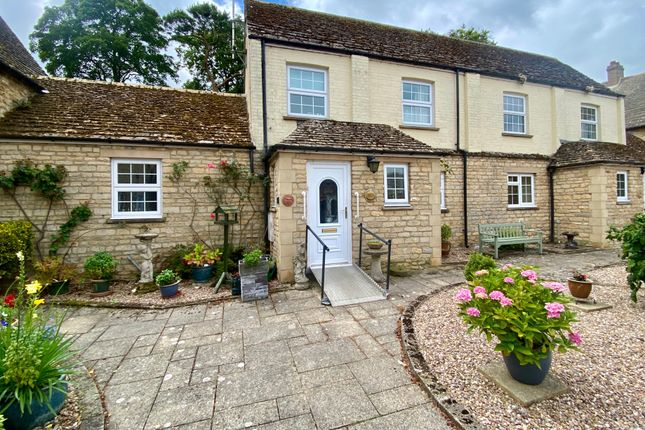 Thumbnail Cottage for sale in Tixover Grange, Tixover, Stamford