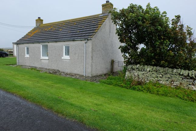 Thumbnail Detached bungalow for sale in Thrumster, Wick