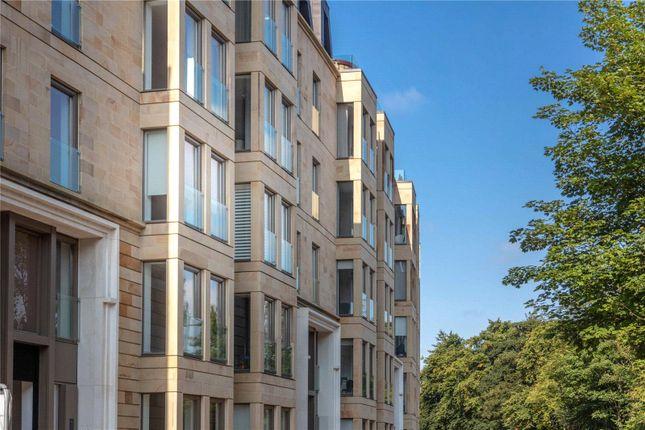 Thumbnail Flat for sale in Plot 75 - Park Quadrant Residences, Glasgow