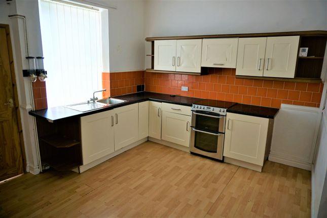 Kitchen of Cobden Street, Consett DH8