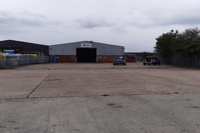 Thumbnail Light industrial to let in Units 5B, Carlton Industrial Estate, Carlton Street, Hessle Road, Hull, East Yorkshire