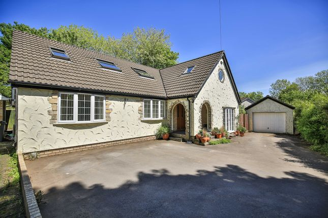 Thumbnail Detached house for sale in Chapel Row Lane, Old St. Mellons, Cardiff