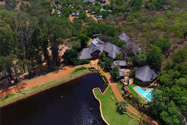 Thumbnail Villa for sale in Pretoria, Gauteng, South Africa