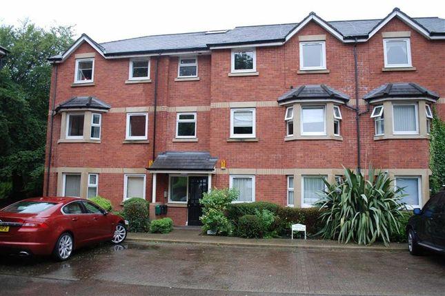 Thumbnail Flat to rent in Royal Mews, Radcliffe, Lancs