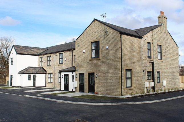 Thumbnail Terraced house for sale in The Ladybarn, Ladybarn Lane, Milnrow, Rochdale