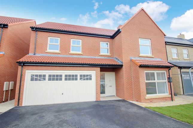Thumbnail Detached house for sale in Panache Development, Sherburn In Elmet, Leeds