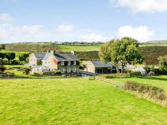 Thumbnail Detached house for sale in Abersoch, Pwllheli, Gwynedd