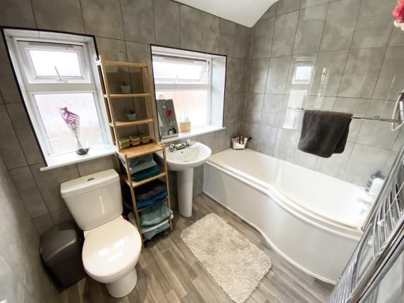 Bathroom of Gwernaffield Road, Mold, Flintshire CH7