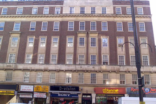 Thumbnail Flat for sale in Edgware Road, London