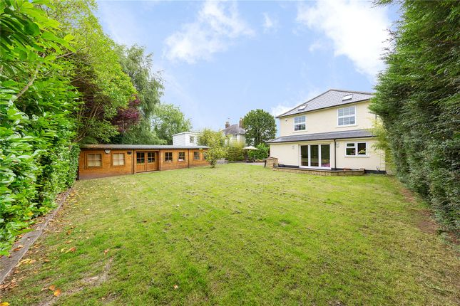 Thumbnail Detached house for sale in Brentwood Road, Ingrave, Brentwood, Essex