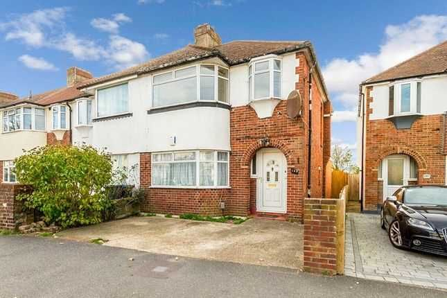 Thumbnail End terrace house for sale in Ham Road, Worthing