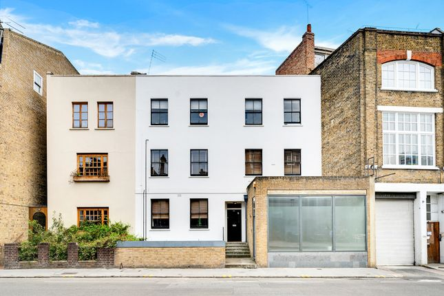 Thumbnail Flat for sale in Liverpool Road, London