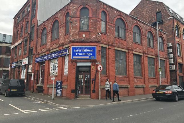 Thumbnail Commercial property for sale in Marshall Street, Manchester