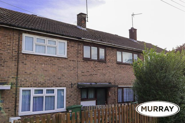 Thumbnail Terraced house for sale in Campden Close, Exton, Oakham