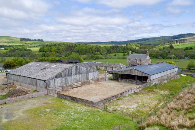 Thumbnail Land for sale in Land Bankhead, Canonbie, Dumfriesshire