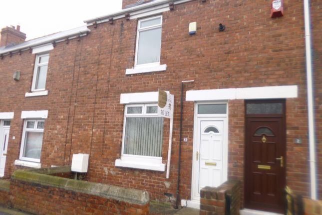Thumbnail Terraced house to rent in Hilda Terrace, Chester Le Street