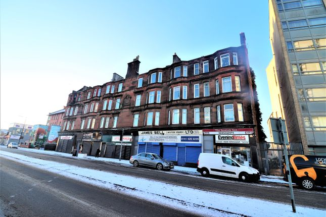 Thumbnail Flat for sale in 448 Ballater Street, Glasgow