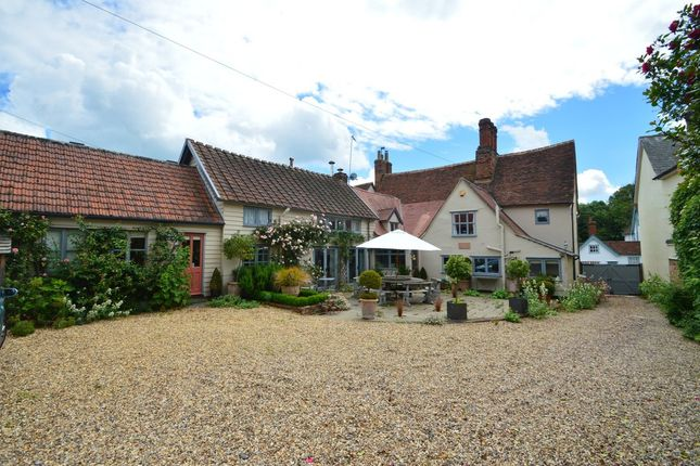 Thumbnail Town house for sale in Clare, Sudbury, Suffolk