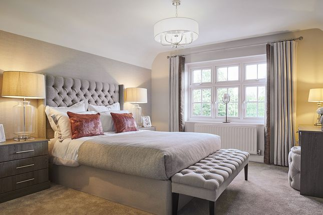 """4 bedroom detached house for sale in """"Cambridge"""" at Pentrebane Drive, Cardiff"""