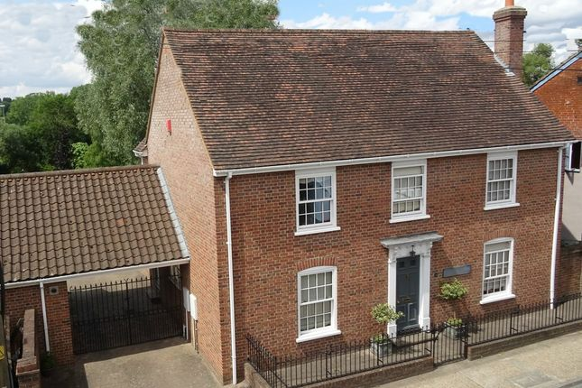 Thumbnail Detached house for sale in Benton Street, Hadleigh, Ipswich