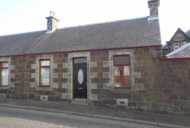 Thumbnail Cottage to rent in Prinlaws Road, Leslie