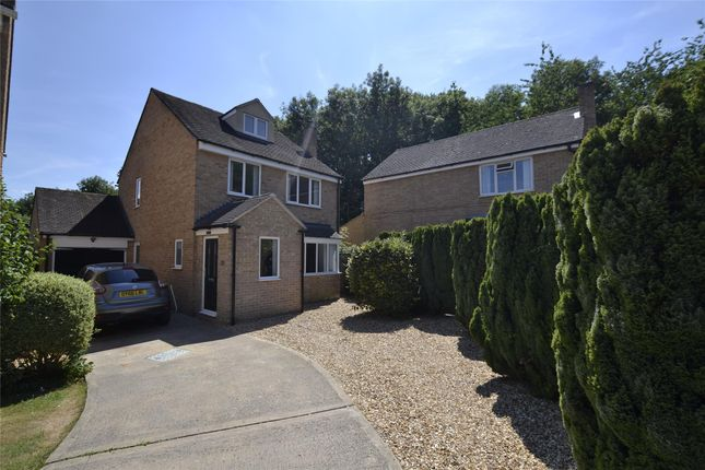 Thumbnail Detached house for sale in Broadmarsh Lane, Freeland, Oxfordshire