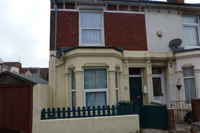Thumbnail Semi-detached house to rent in Cardiff Road, Portsmouth