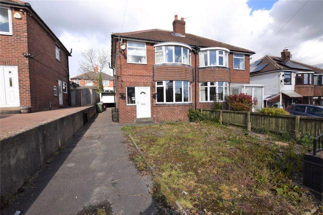 3 bed semi-detached house for sale in Kellett Grove, Lower Wortley, Leeds LS12