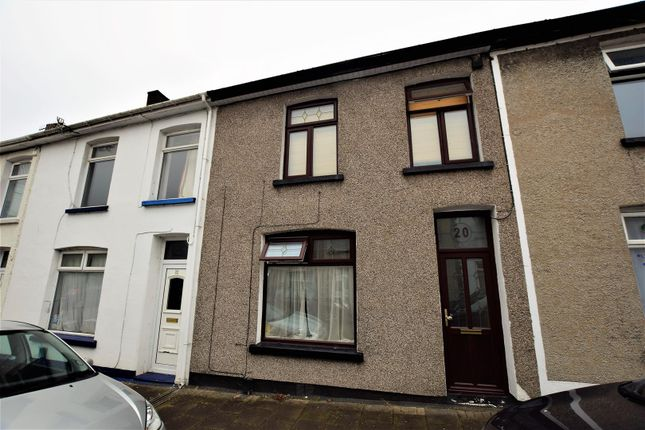 Thumbnail Terraced house for sale in Egypt Street, Treforest, Pontypridd