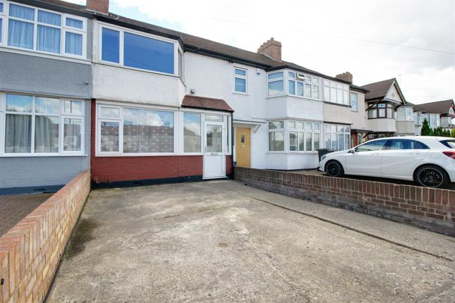 Thumbnail Terraced house for sale in Dimsdale Drive, Enfield