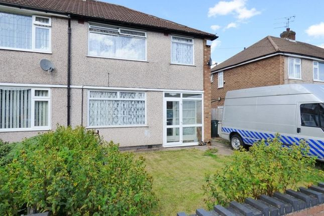Front of Charlewood Road, Whitmore Park, Coventry CV6
