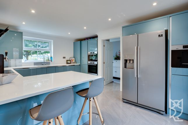 4 bed terraced house for sale in Halstead Road, Eight Ash Green, Colchester CO6