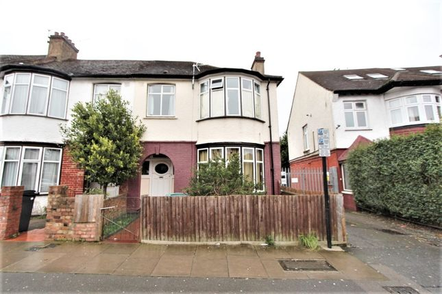 Thumbnail End terrace house for sale in Mount Pleasant Road, London