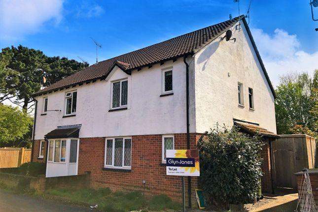 Thumbnail End terrace house to rent in Lanyards, Littlehampton
