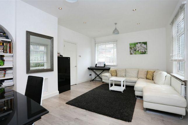 Thumbnail End terrace house for sale in Wulfstan Street, London