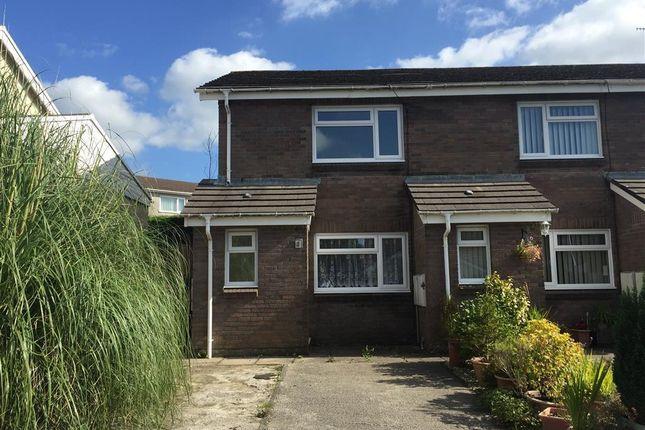 Thumbnail Property to rent in Rectory Close, Sarn, Bridgend